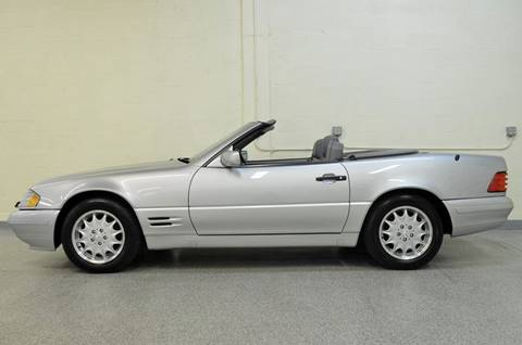 1998 Mercedes-Benz SL-Class for sale in Pompano Beach, FL