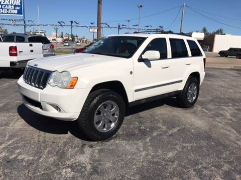 2009 Jeep Grand Cherokee for sale at Superior Used Cars LLC in Claremore OK