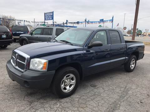 2005 Dodge Dakota for sale at Superior Used Cars LLC in Claremore OK