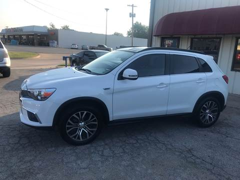 2016 Mitsubishi Outlander Sport for sale in Claremore, OK