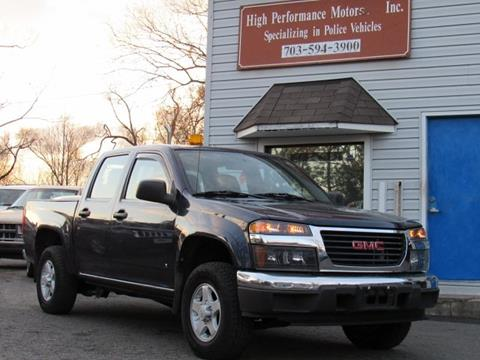 2007 GMC Canyon for sale in Nokesville, VA