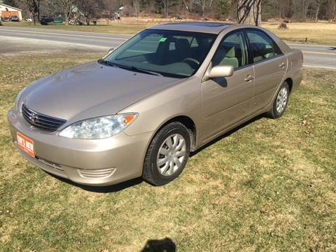 2005 Toyota Camry for sale in Roxbury, VT
