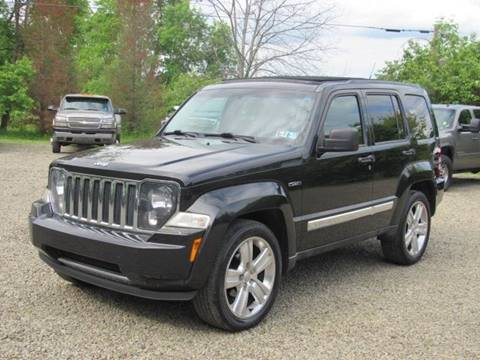 2011 Jeep Liberty for sale in Hop Bottom, PA