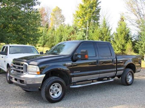 2002 Ford F-250 Super Duty for sale in Hop Bottom, PA