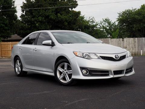 2014 Toyota Camry for sale in Bixby, OK