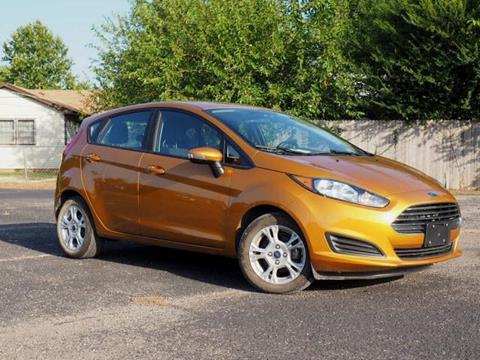 2016 Ford Fiesta for sale in Bixby, OK