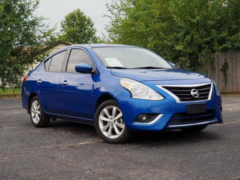 2015 Nissan Versa for sale in Bixby, OK
