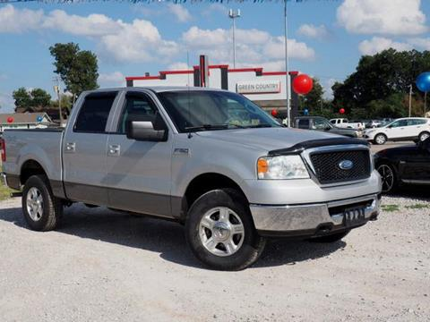 2008 Ford F-150 for sale in Bixby, OK