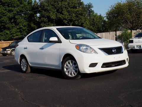 2012 Nissan Versa for sale in Bixby, OK