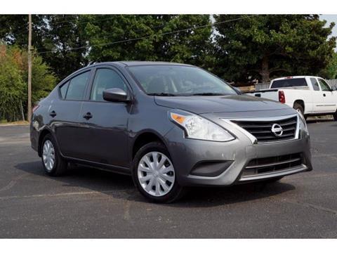 2016 Nissan Versa for sale in Bixby, OK
