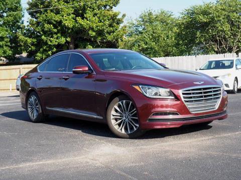 2016 Hyundai Genesis for sale in Bixby, OK