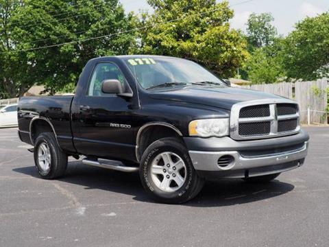 2005 Dodge Ram Pickup 1500 for sale in Bixby, OK