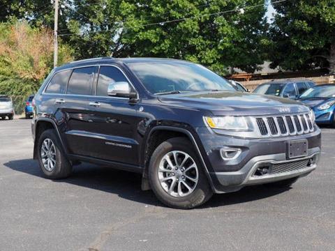 2015 Jeep Grand Cherokee for sale in Bixby, OK