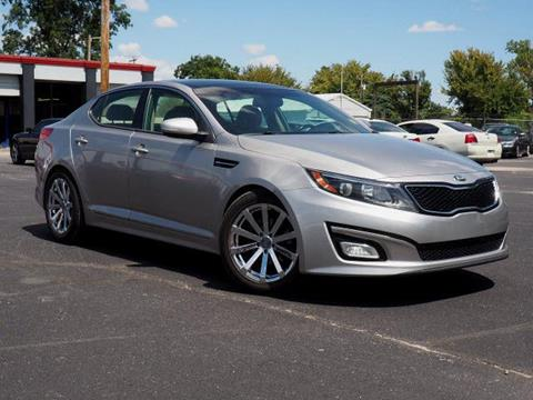 2014 Kia Optima for sale in Bixby, OK