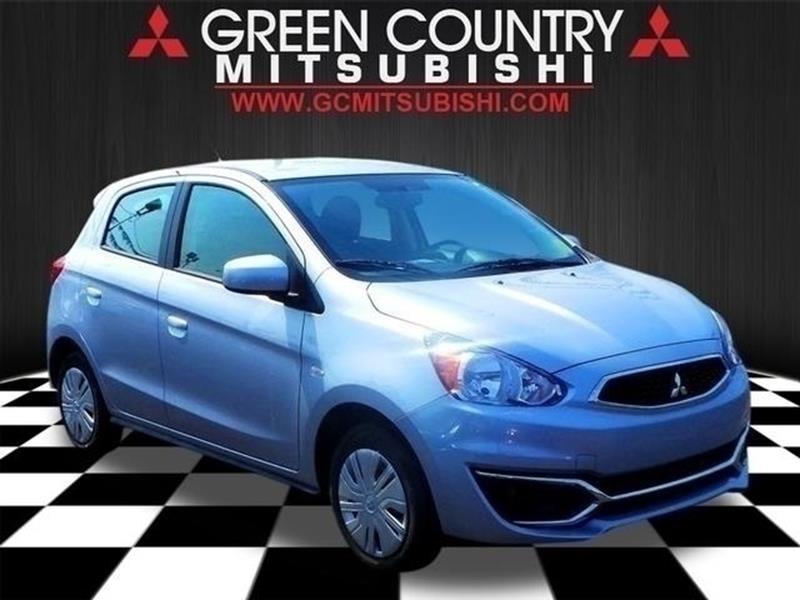 Green Country Mitsubishi >> 2018 Mitsubishi Mirage Es 4dr Hatchback 5m In Owasso Ok