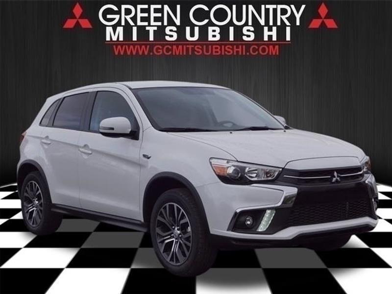 Green Country Mitsubishi >> 2018 Mitsubishi Outlander Sport 2 4 Se 4dr Crossover In