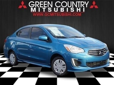 Green Country Mitsubishi >> 2017 Mitsubishi Mirage G4 For Sale In Owasso Ok