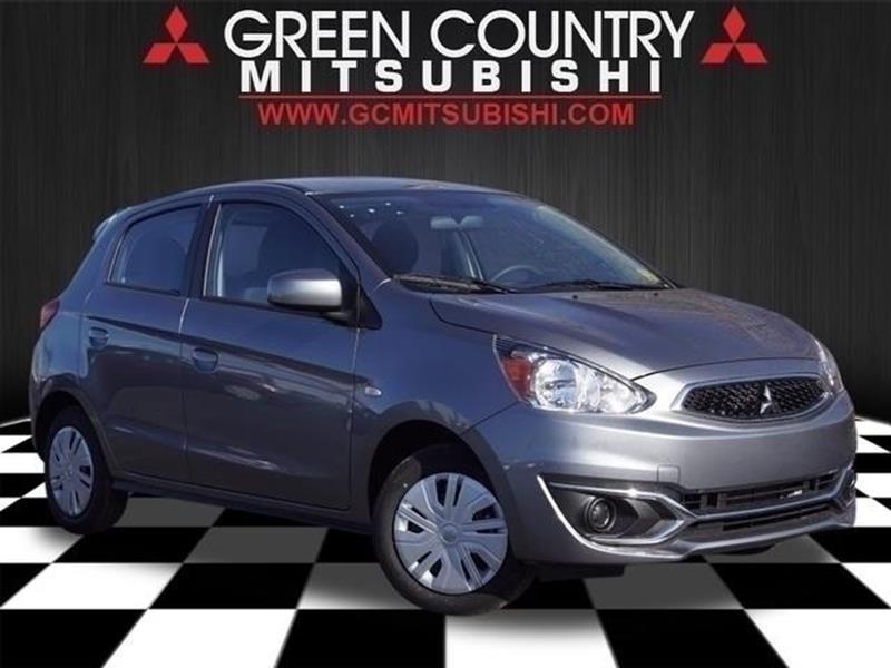 Green Country Mitsubishi >> 2018 Mitsubishi Mirage Es In Owasso Ok Green Country Duruxx