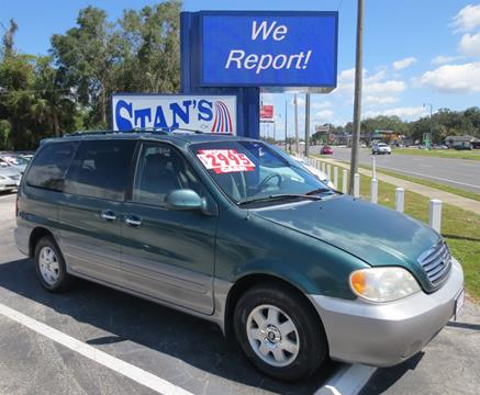 2003 Kia Sedona for sale in Leesburg, FL