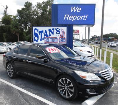 2010 Hyundai Genesis for sale in Leesburg, FL