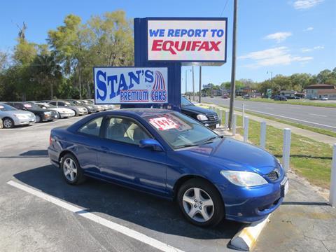 Honda Civic For Sale In Leesburg Fl Carsforsale Com