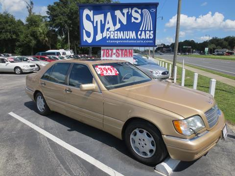 1997 Mercedes-Benz S-Class for sale in Leesburg, FL