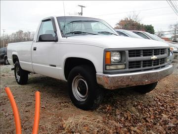 1996 Chevrolet C/K 2500 Series for sale in High Point, NC