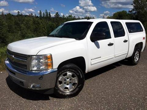 2012 Chevrolet Silverado 1500 for sale at STATELINE CHEVROLET BUICK GMC in Iron River MI