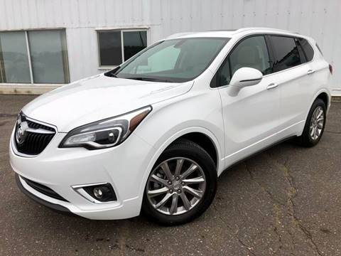 2020 Buick Envision for sale in Iron River, MI