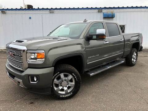 2018 GMC Sierra 3500HD for sale at STATELINE CHEVROLET BUICK GMC in Iron River MI
