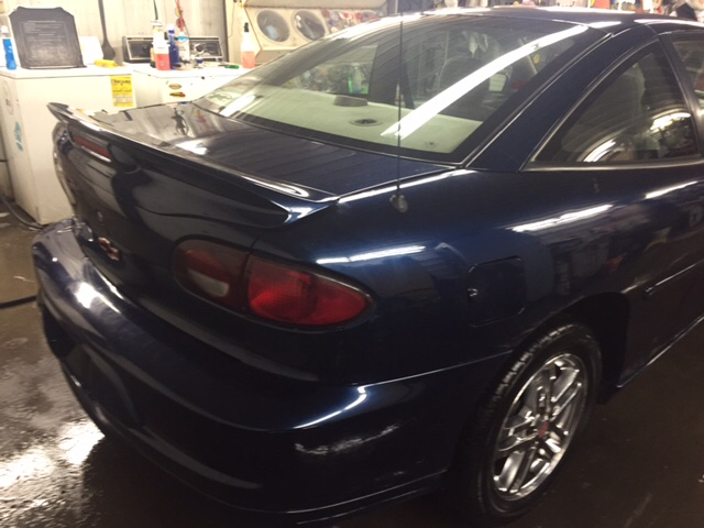 2002 chevrolet cavalier z24 2dr coupe in windber pa burnworth auto inc 2002 chevrolet cavalier z24 2dr coupe