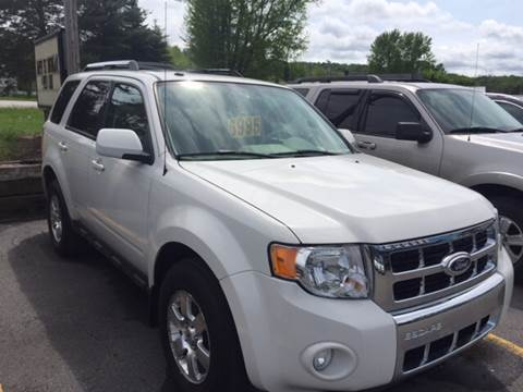 2012 Ford Escape for sale at BURNWORTH AUTO INC in Windber PA