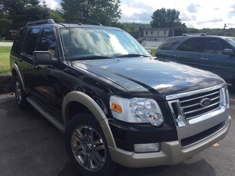 2010 Ford Explorer for sale at BURNWORTH AUTO INC in Windber PA