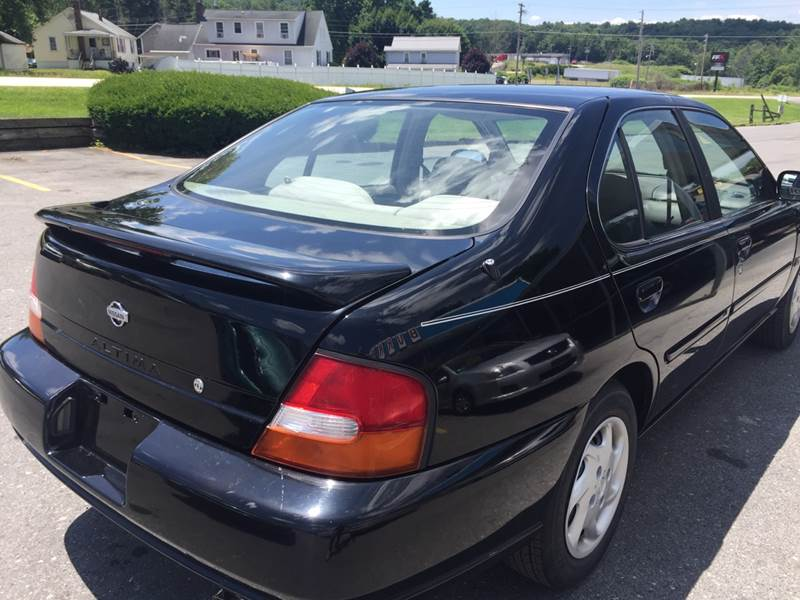 1999 nissan altima se limited 4dr sedan in windber pa burnworth auto inc 1999 nissan altima se limited 4dr sedan