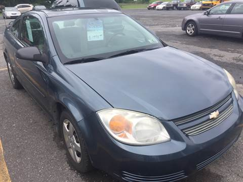 2005 Chevrolet Cobalt for sale at BURNWORTH AUTO INC in Windber PA