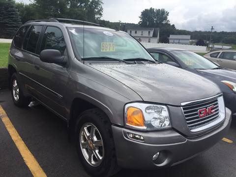 2009 GMC Envoy for sale at BURNWORTH AUTO INC in Windber PA