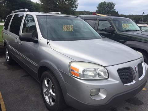 2006 Pontiac Montana SV6 for sale in Windber, PA