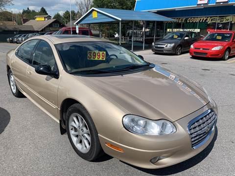 1999 Chrysler LHS for sale in Windber, PA
