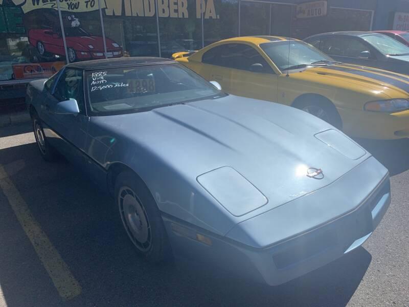 1985 Chevrolet Corvette 2dr Hatchback - Windber PA