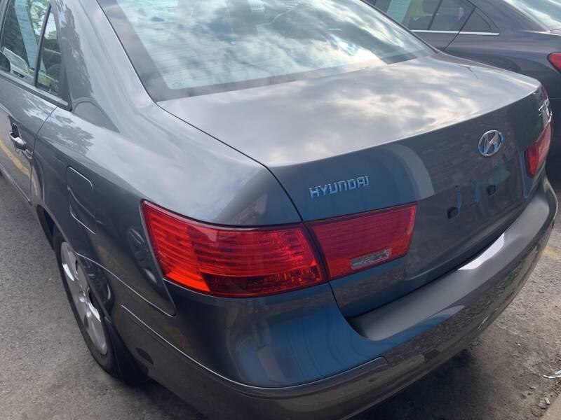 2009 Hyundai Sonata GLS 4dr Sedan 5A - Windber PA