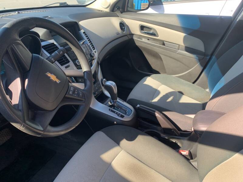 2011 Chevrolet Cruze LS 4dr Sedan - Windber PA