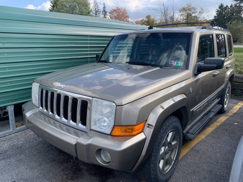 2006 Jeep Commander Limited 4dr SUV 4WD - Windber PA