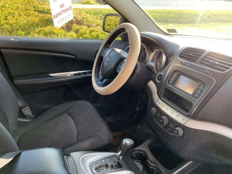 2015 Dodge Journey AWD SXT 4dr SUV - Windber PA