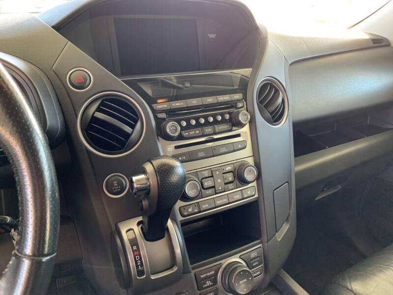 2013 Honda Pilot 4x4 Touring 4dr SUV - Windber PA