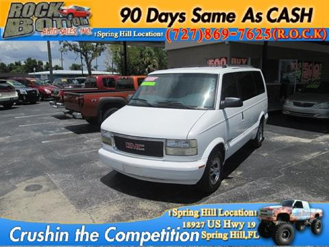 2000 GMC Safari for sale in Hudson, FL