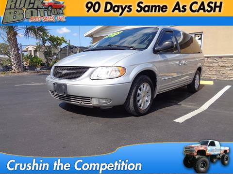 2001 Chrysler Town and Country for sale in Hudson, FL