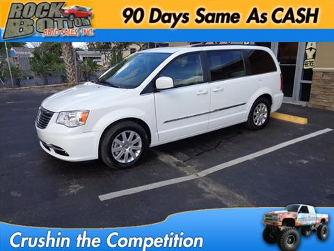 2016 Chrysler Town and Country for sale in Hudson, FL