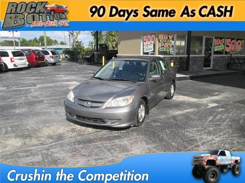 2005 Honda Civic for sale in Hudson, FL
