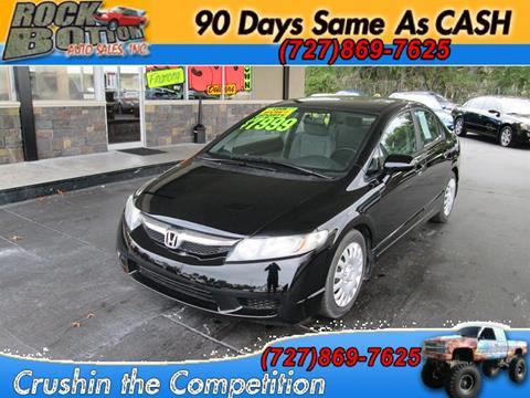2010 Honda Civic for sale in Hudson, FL