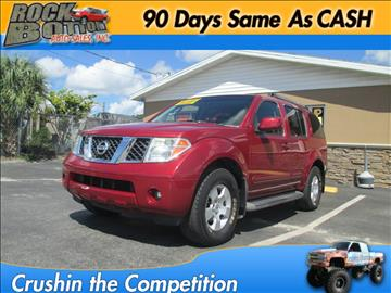 2006 Nissan Pathfinder for sale in Hudson, FL